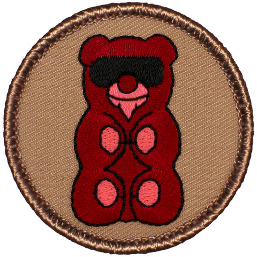Cool Gummy Bear Patrol Patch
