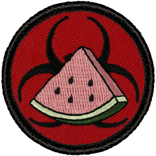 Bio Hazard Melon Patrol Patch