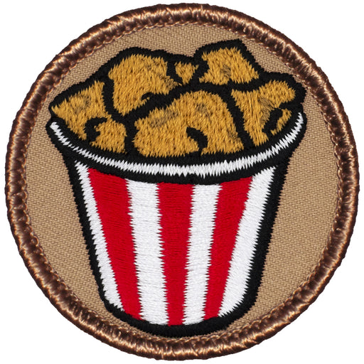 Chicken Bucket Patrol Patch