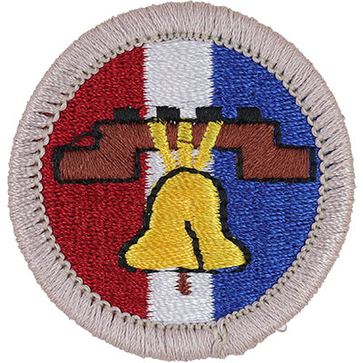 Citizenship in the Nation Merit Badge