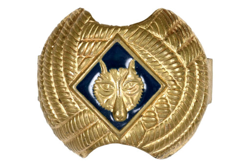 Cub Scout Neckerchief Slide 1960s