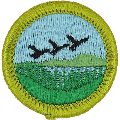Fish & Wildlife Management MB Blue Back