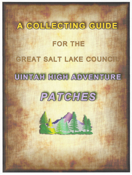 Collecting Guide for Great Salt Lake Council Camp High Uintah