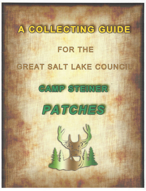 Collecting Guide for Great Salt Lake Council Camp Steiner