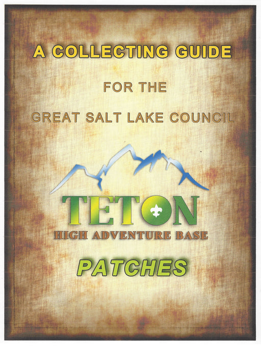 Collecting Guide for Great Salt Lake Council Camp Teton High Adventure Base