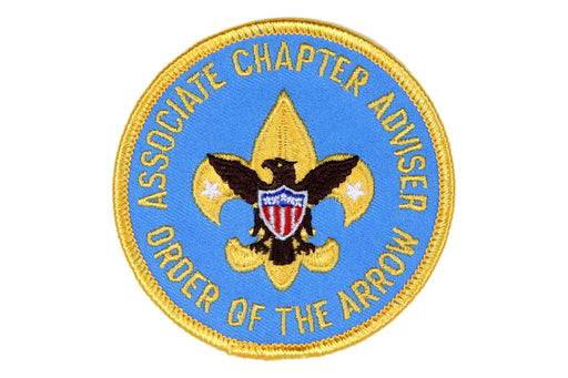 Associate Chapter Adviser Patch