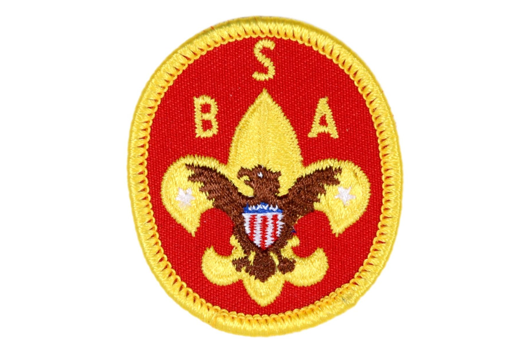 Jacket Pocket Patch Scout Red SSB