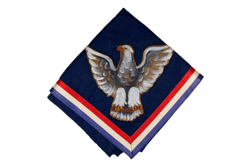 Homemade Eagle Neckerchief