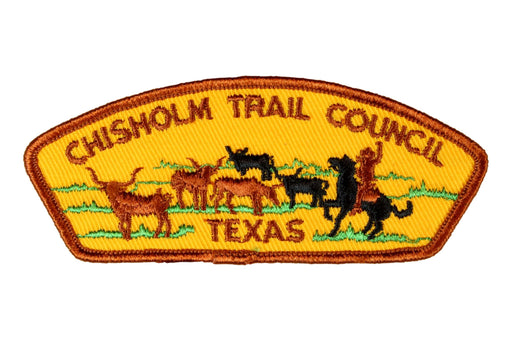 Chisholm Trail CSP T-1A