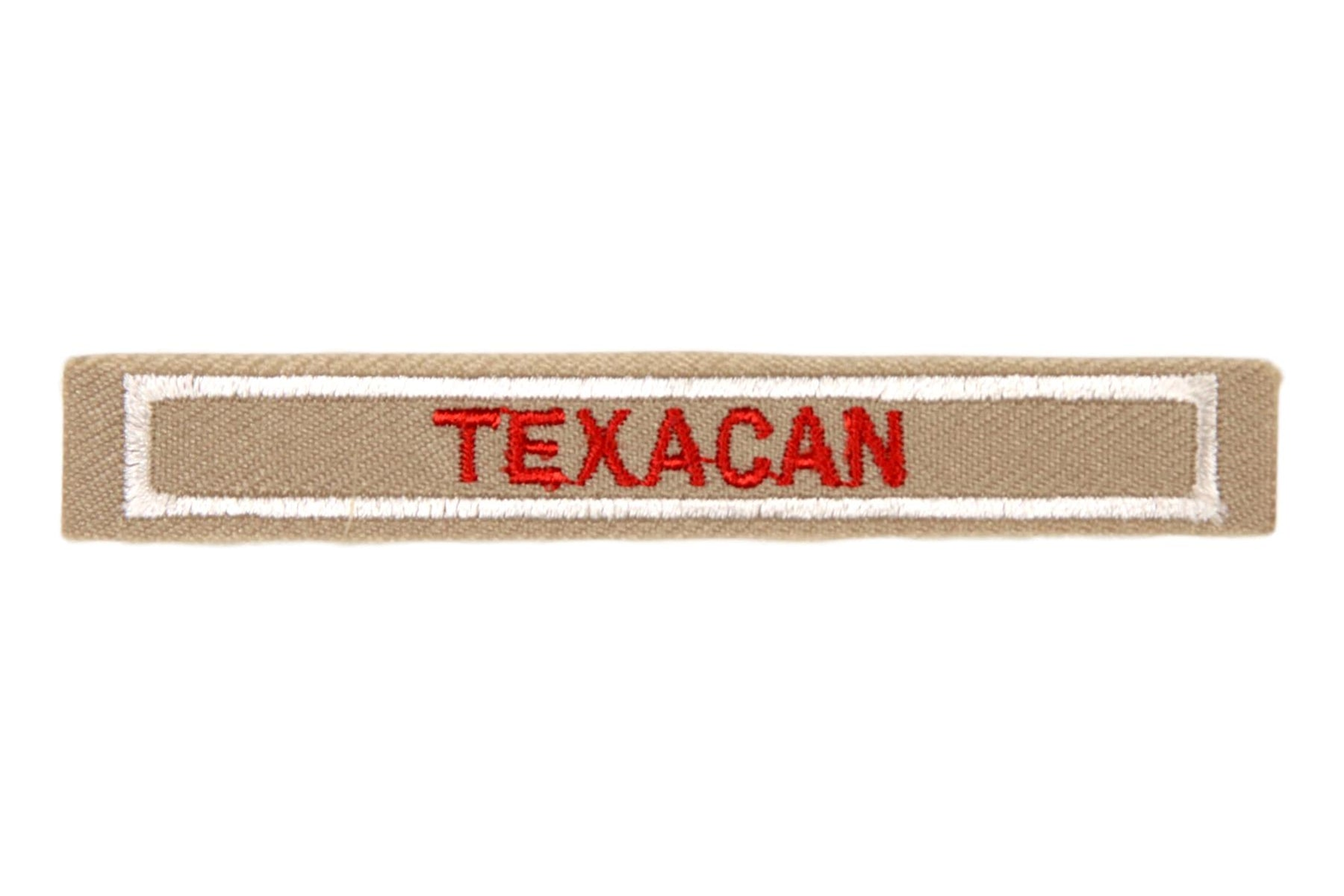 Texacan Interpreter Strip