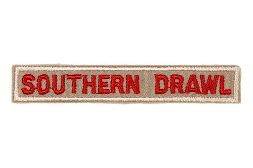 Southern Drawl Interpreter Strip