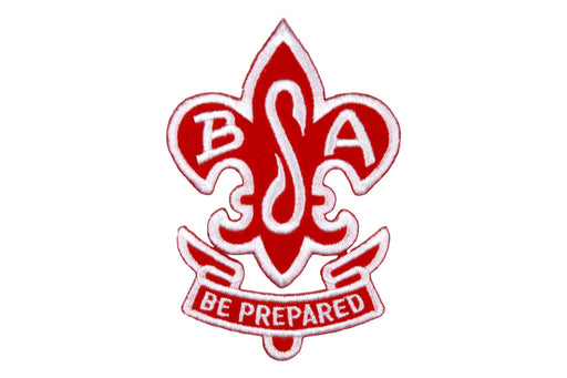 BSA Sweater Patch Replica