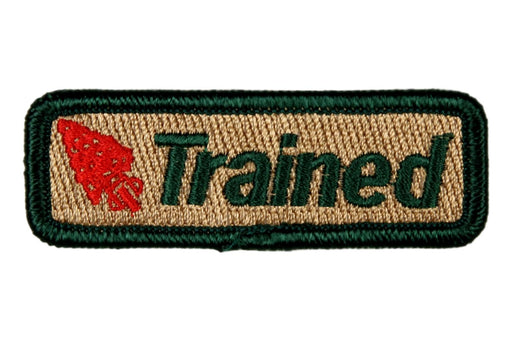 Order of the Arrow Trained Strip GRN