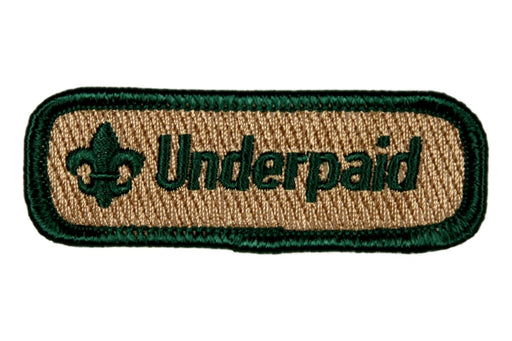 Underpaid Trained Strip