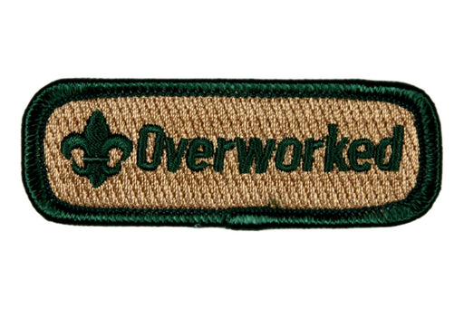Overworked Trained Strip