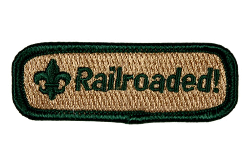 Railroaded Trained Strip