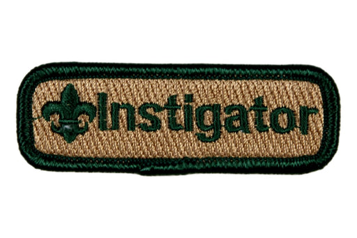 Instigator Trained Strip Green