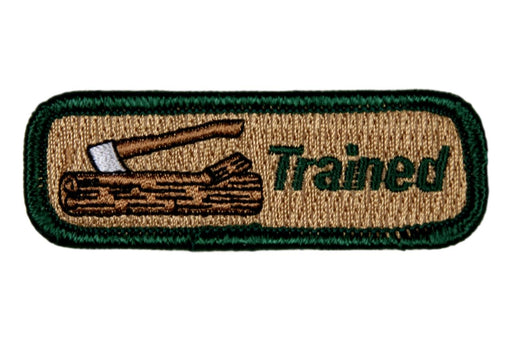 Wood Badge Trained Strip