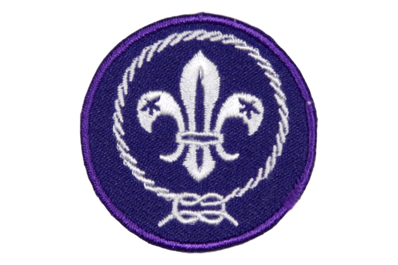 Boy Scout World Crest Patch 1 1/2""