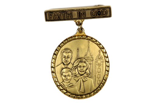 Faith In God Award Type 1