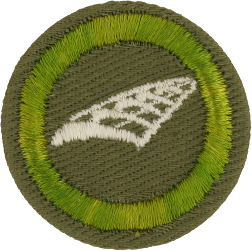 Airplane Structure MB Khaki Crimped