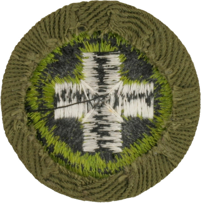 Safety MB Khaki Crimped