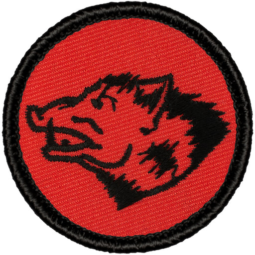 Retro Boar Patrol Patch