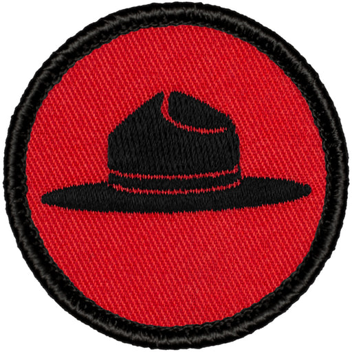 Retro Campaign Hat Patrol Patch