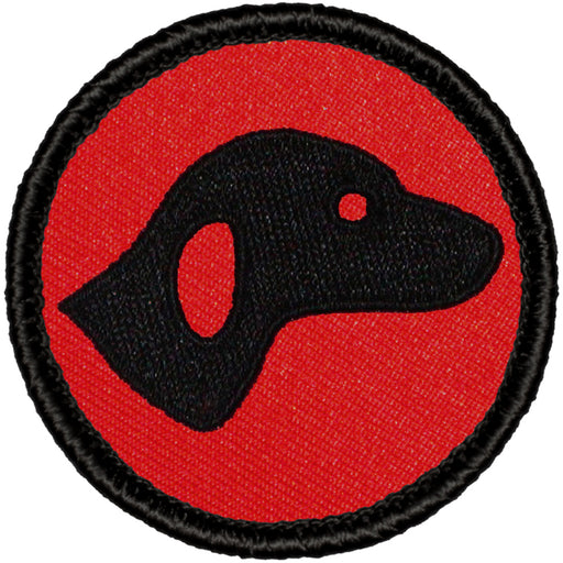 Retro Hound Patrol Patch