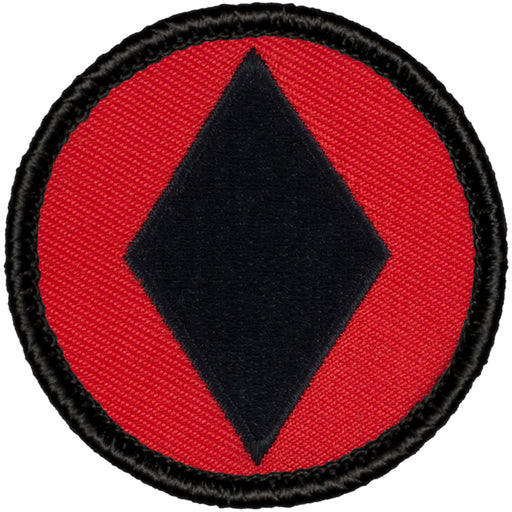 Retro Black Diamond Patrol Patch
