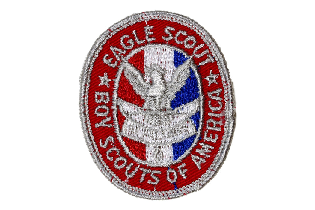 Eagle Rank Patch 1960s