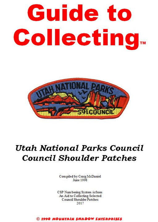 Guide To Collecting Utah National Parks CSPs