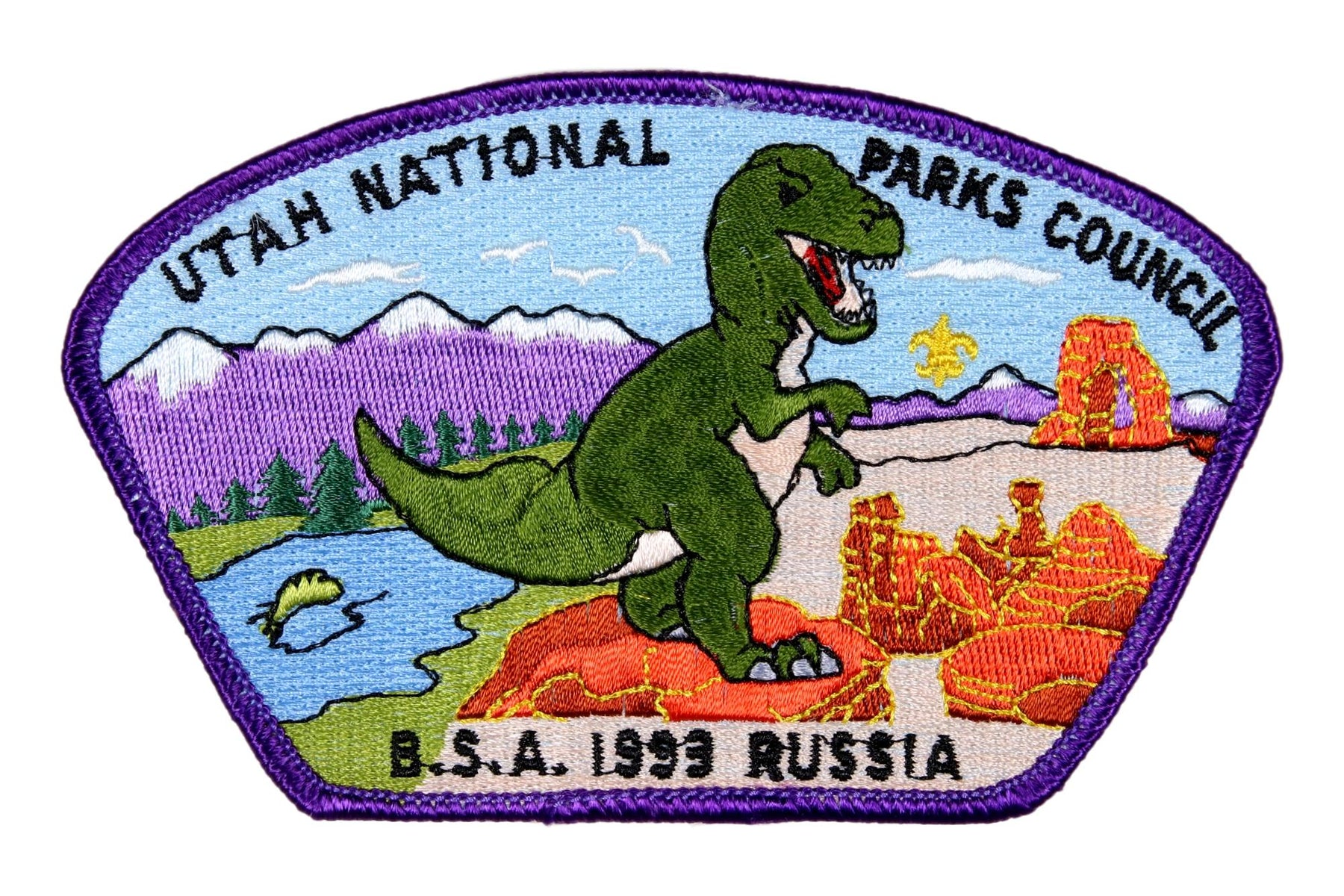 Utah National Parks CSP SA-14