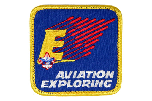 Aviation Exploring Patch