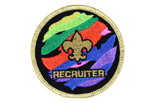 Recruiter Patch 2005