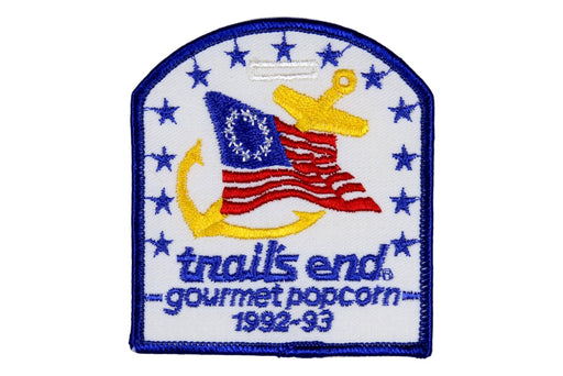 1992-93 Trail's End Popcorn Patch