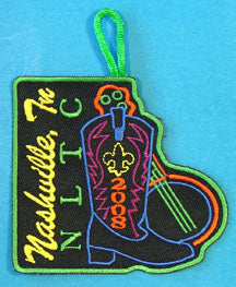 2008 National Leadership Training Conference Patch