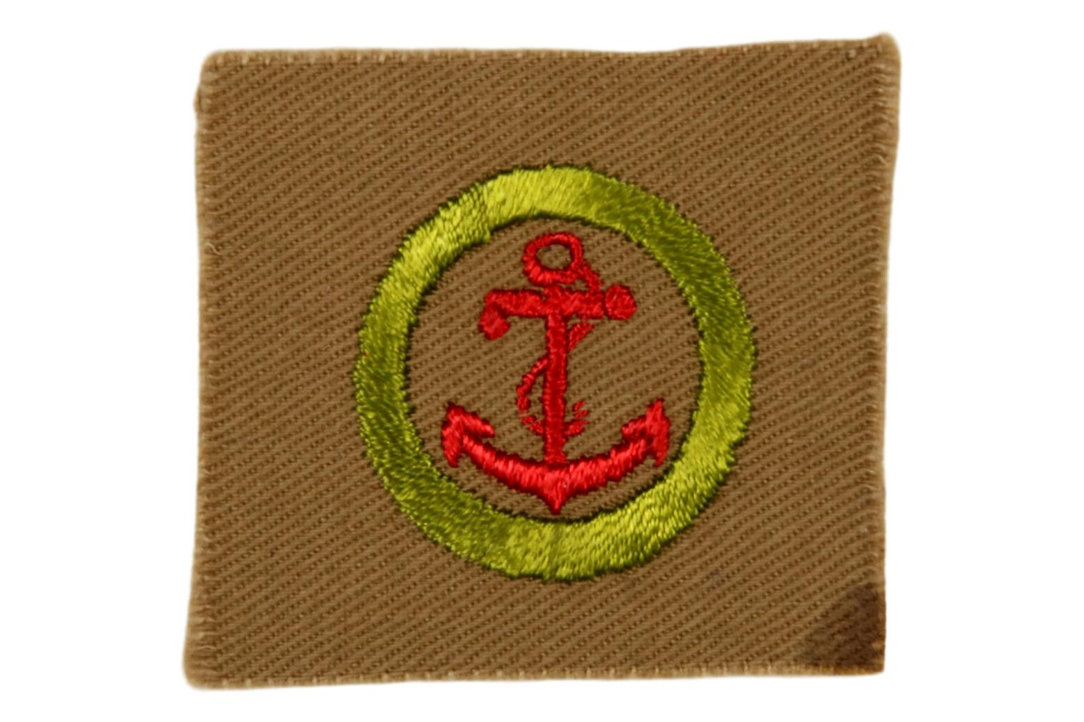 Seamanship MB Square Tan