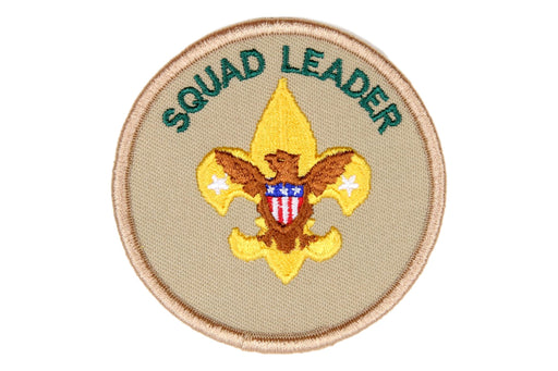 Squad Leader Patch