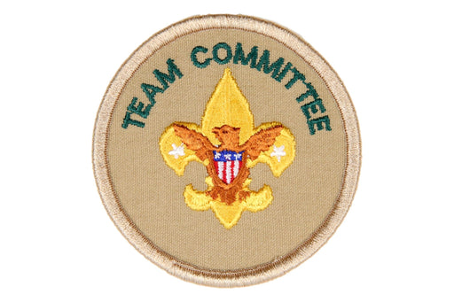 Team Committee Patch