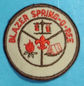 Utah National Parks Blazer Spring O Ree Patch