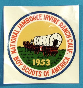 1953 NJ Decal