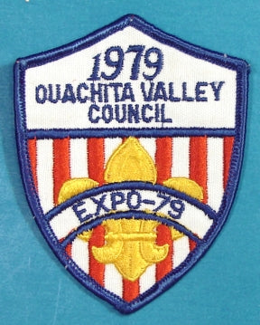 Ouachita Valley Patch Expo 1979