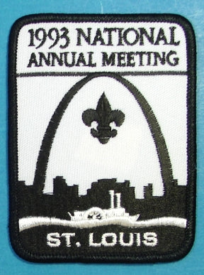 1993 National Meeting Patch