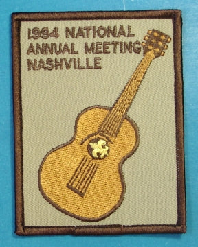 1994 National Meeting Patch