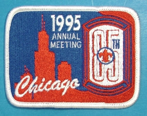 1995 National Meeting Patch