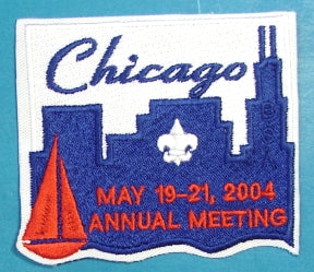 2004 National Meeting Patch