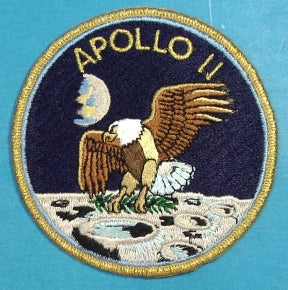 Apollo 2 Patch