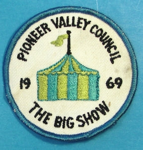 Pioneer Valley Patch 1969 The Big Show
