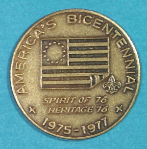 Spirit of 76 Heritage 76 Coin